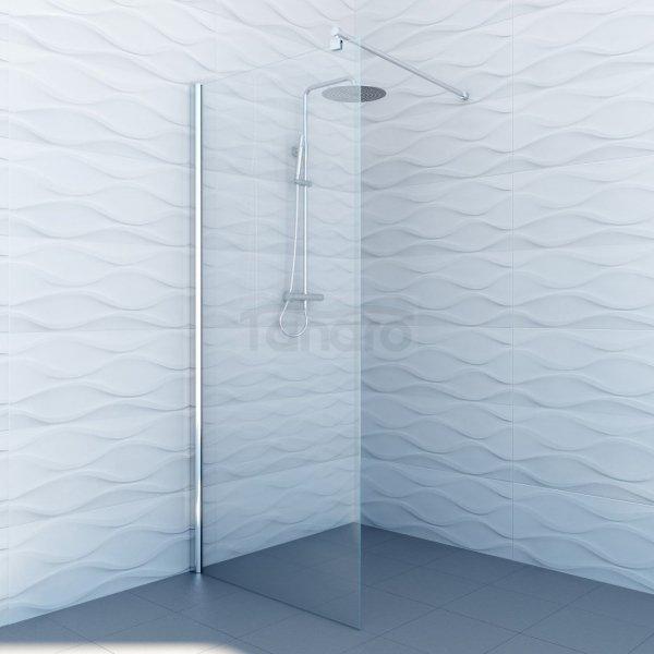 DUSO - kabina prysznicowa WALK IN