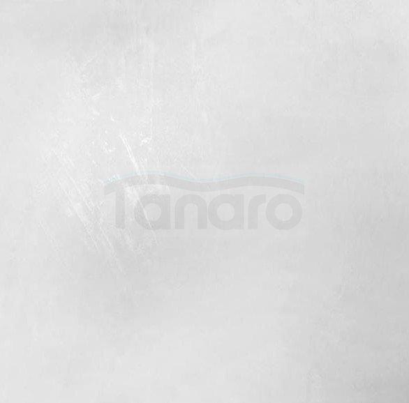 POLCOLORIT - Gres szkliwiony rektyfikowany CEMENT WHITE 59,4x59x4 II gat.