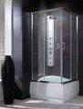 Radaway Premium Plus C Kabina kwadratowa 80x80x170 szkło fabric