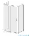 Radaway Premium Plus DWJ+2S kabina przyścienna 75x100x75cm szkło przejrzyste