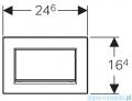Geberit Sigma30 1M Przycisk uruchamiający przedni złoty 115.893.45.1