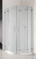 Radaway Euphoria PDD Kabina prysznicowa 90x90 szkło przejrzyste