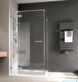 Radaway Euphoria KDJ Kabina prysznicowa 90x90 lewa szkło przejrzyste UltraClear