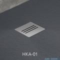 Radaway Kyntos C brodzik kwadratowy 100x100cm antracyt HKC100100-64