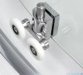 New Trendy New Varia kabina asymetryczna 100x80x165 cm przejrzysta K-0505