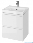 Cersanit Moduo Slim szafka wisząca 50x35x57 cm biała S929-006