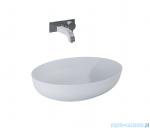 Elita Metis umywalka nablatowa ceramiczna 52x39cm stone matt 145002