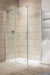 Radaway Espera KDJ Drzwi prysznicowe 110 lewe szkło przejrzyste 380545-01L/380231-01L