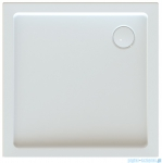 Sanplast Free Line brodzik kwadratowy zabudowany Bza/FREE 80x80x5cm biały 615-040-1120-01-000