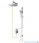 Omnires Fresh podtynkowy zestaw prysznicowy chrom SYSFR11CR