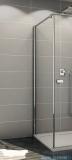 SanSwiss Melia MET1 ścianka lewa wymiary specjalne 30-90/do 200cm Master Carre MET1PGSM11030