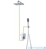Omnires Apure SYS kompletny łazienkowy system podtynkowy chrom SYSAP10CR