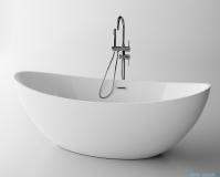The North Bath Frigg wanna wolnostojąca 180x87cm + Syfon Klik-klak 6807B-1801