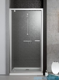 Radaway Twist DW Drzwi prysznicowe 90x190 szkło brązowe 382002-08