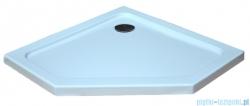 Sea Horse pentagonalny brodzik pięciokątny posadzkowy 90x90x5 cm BKB022PP
