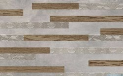 Ceramika Color Savoy wood dekor ścienny 25x40