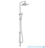 Omnires SYS Y/K uniwersalny system prysznicowy z przełącznikiem mosiężnym chrom SYSY/KCR