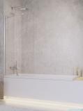 Radaway Idea Pnj parawan nawannowy 90cm L/P szkło przejrzyste 10001090-01-01