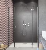 Radaway Torrenta Dwjs drzwi wnękowe 140 prawe szkło przejrzyste 320612-01-01R/320343-01-01