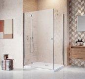 Radaway Torrenta Kdj Kabina prysznicowa 100x75 lewa szkło carre 32243-01-10NL