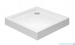 Polimat Patio 1 brodzik kwadratowy ze stelażem 90x90x5 kompakt 00733