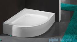 Sanplast Obudowa brodzika półokrągłego OBP 90x90x20 cm 625-404-0430-01-000