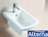 Alterna Claro Bidet wiszący biały 555x350x340mm ALTN-124483