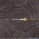 Dekor Pilch Magma 2 czarny 30x60