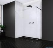 Radaway Modo New Black II kabina Walk-in 60x200 szkło przejrzyste 389064-54-01
