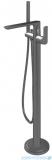 Kohlman Experience gray bateria wannowa wolnostojąca szczotkowany grafit QF1165EG
