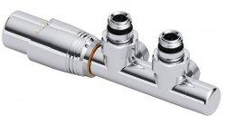 Excellent Volaro zestaw zintegrowany termostatyczny 50mm chrom lewy GREX.VO50L.CR