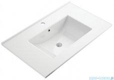 Omnires Orlando umywalka meblowa 76x47 cm biała Orlando760BP
