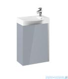 Elita Summer Set szafka z umywalką komplet 45x68x25cm Light Grey 167361