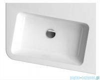 Ravak 10º umywalka 55x48,5cm prawa biała XJIP1155000