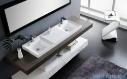 Bathco Duet umywalka 120x40cm wpuszczana 0579