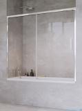 Radaway Idea Pn Dwj parawan nawannowy 160cm lewy przejrzyste 10003160-01-01L