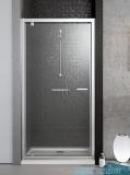 Radaway Twist DW Drzwi prysznicowe 80x190 szkło brązowe 382001-08