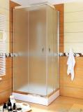 Sea Horse Stylio kabina natryskowa kwadratowa 90x90x190 cm chinchila BK502QC+