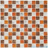 Dunin Spark mozaika szklana 30x30 spice mix 23