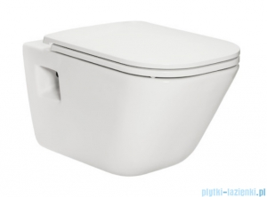 Roca Gap miska WC wisząca + deska wolnoopadająca Slim A346477000/A801482211
