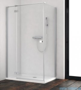 Radaway Essenza New Kdj kabina 100x120cm lewa szkło przejrzyste 385040-01-01L/384054-01-01