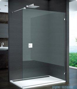 SanSwiss Pur PDT4 kabina Walk-in 30-100cm profil chrom szkło przezroczyste Prawa PDT4DSM11007