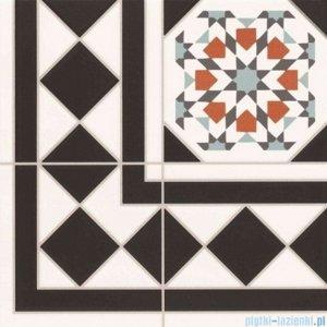 Realonda Oxford Decor Esquina płytka podłogowa 33x33