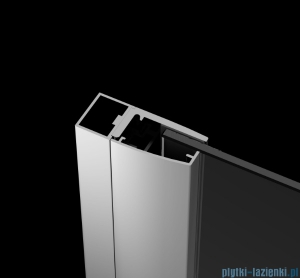 Radaway Profil U poszerzający Essenza New Black + 40 mm P01-155200054