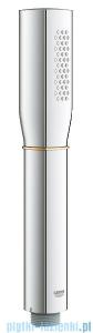Grohe Grandera™ Stick prysznic ręczny jednostrumieniowy chrom/złoty 26037IG0