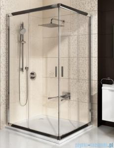 Ravak Blix BLRV2K drzwi prysznicowe 1/2 90cm aluminium transparent Anticalc 1XV70C00Z1