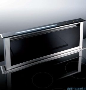 Best Lift Vetro biały 60 okap kuchenny wysuwany 07756005A