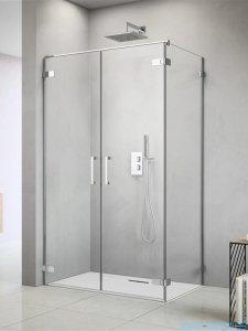 Radaway Arta Dwd+s kabina 100 (40L+60R) x100cm lewa szkło przejrzyste 386180-03-01L/386054-03-01R/386112-03-01