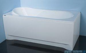 Sanplast Classic obudowa czołowa do wanny prostokątnej OWP/CLa 140cm biała 620-011-0030-01-000