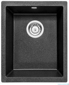 Deante Corda komora podblatowa 46x38 cm grafit metalik ZQA G10B